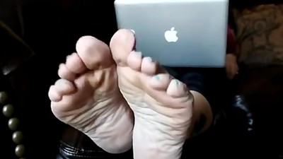 thick meaty soles