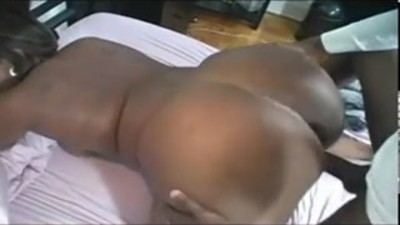 thick ebony got drilled