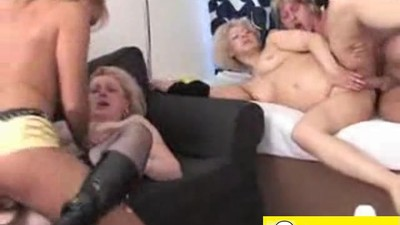 Kinky mom craves dick