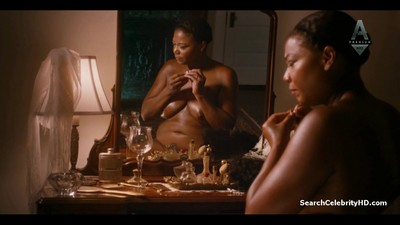 Queen Latifah and Tika..