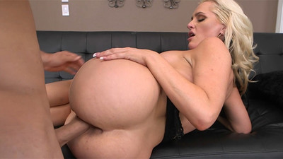 Voluptuous MILF Alena Croft..