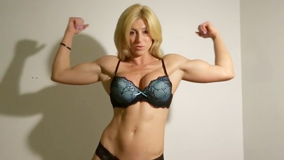 female body builder goddess..