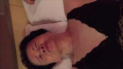 Mature Asian Amateur With a..