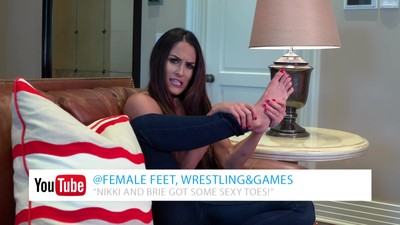 Nikki Bella Shows & Talks..