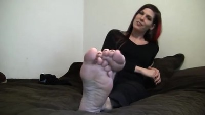 Size 10 Mature Domination Feet