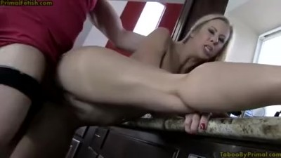 Scared mom fucked