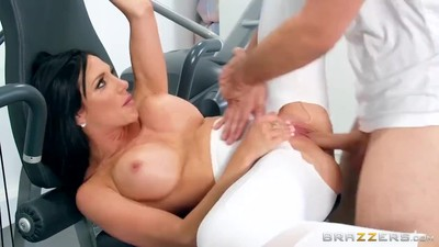 Brazzers - Squatting On That..