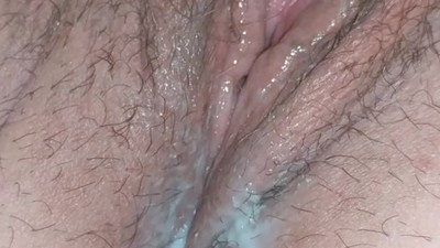 Husband playing with my..