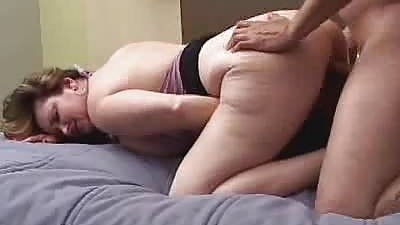 Chubby Mature Woman Gets..