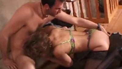 mature gets kinky with her..