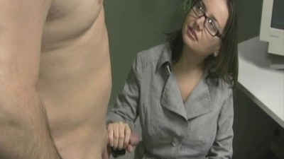 Office Jerk with CumBlast