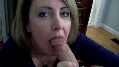 HOMEMADE AMATEUR BLOW JOB 1