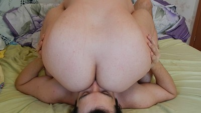 Amateur pussy and ass..