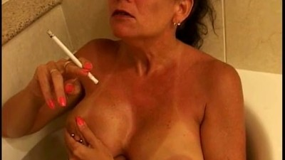 Hot Busty Mature Cougar..