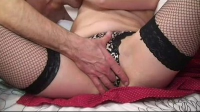 British Milf Fucks Hubbys Mate