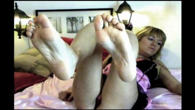 Mature Soles in your Face 001