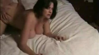 Double D Mom fucked and cum on