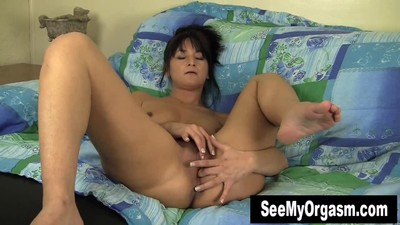 Lovely Tara Fingering Her Quim