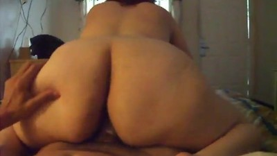 Thick Older Latina Riding Dick