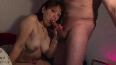 Mature Asian BlowJob -..