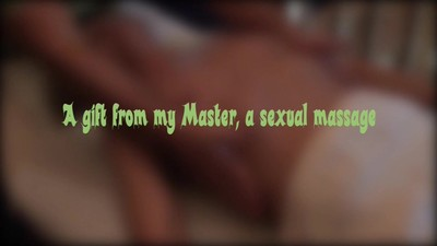 A sexual massage..