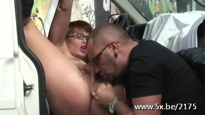 Stefano analfucks Raquel a..