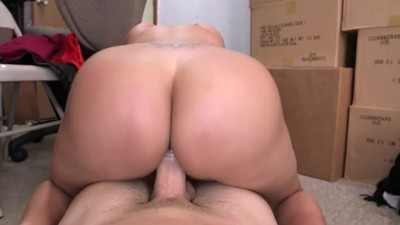Big Ass Latin MILF Riding!
