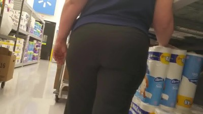Thick Big Butt GILF Pt. 4